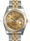 NEW Đồng hồ Rolex DATEJUST 116233 số la mã