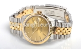 Đồng hồ Rolex datejust nam 16233 10P kim cương