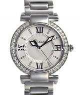 Đồng hồ Chopard K18WG viền kim cương