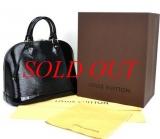 S Túi Louis Vuitton Alma màu đen M4032N