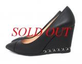 Giày Chanel size 37C màu đen