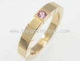 MS4305 Nhẫn Cartier saphia size 51