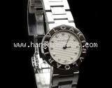 Đồng hồ Bvlgari BB23SS kim cương của nữ