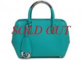 S Túi xách Christian Dior màu xanh