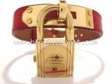 MS4278 Đồng hồ Hermes kelly đỏ