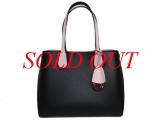 MS5020 Túi xách Christian Dior addict đen hồng