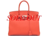 NEW Túi Hermes birkin 35 rough pivoine