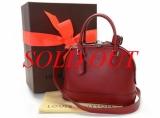 S Túi Louis Vuitton Alma BB màu đỏ M48879