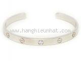 SA Vòng tay Cartier K18WG kim cương 1P