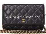 S Túi Chanel WOC màu đen