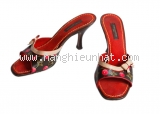 MS2682 Sandal Louis Vuitton size 35 1/2 cherry