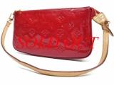 Túi xách Louis Vuitton màu đỏ M91577