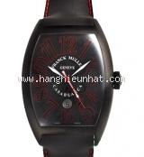 NEW Đồng hồ Fanck Muller đen đỏ 8880CDTNR