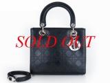 Túi xách Christian Dior màu đen
