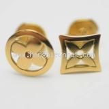 Bông tai Louis Vuitton vàng K18YG