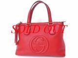 Túi xách Gucci màu đỏ