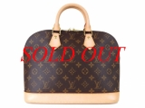 Túi Louis Vuitton alma monogram M51130