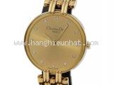 Đồng hồ Christian Dior màu vàng