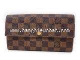 Ví da Louis Vuitton màu nâu N61734