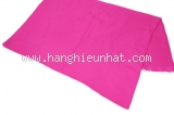S Khăn Hermes cashmere màu hồng