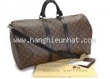 S Túi du lịch Louis Vuitton size 55 màu nâu M56714