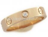 MS4636 Nhẫn Cartier mini love ring 1P size 53