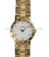 Đồng hồ Piaget vàng K18YG kim cương của nữ