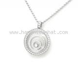 Vòng cổ Chopard kim cương 5425