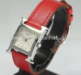 Đồng hồ Hermes mặt số trắng HH1.210