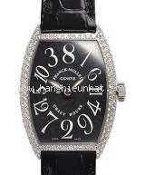 Đồng hồ Fanck Muller đen trắng 5850CHD