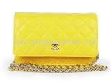 S Túi xách Chanel màu vàng
