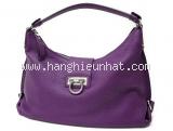 Túi xách Ferragamo màu tím D757