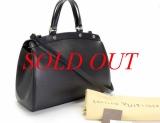 Túi Louis Vuitton Epi brea MM màu đen M40329