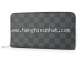 Ví da Louis Vuitton damier màu đen N63077