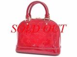 Túi Louis Vuittton Alma BB màu đỏ M91606