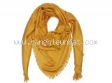 Khăn Louis Vuitton màu vàng M75084