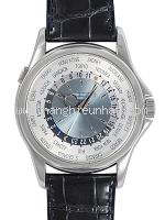 Đồng hồ hiệu PATEK PHILIPPE worldtime 5130 platin