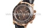 Used Đồng hồ Rolex daytona dây da 116515 mặt socola