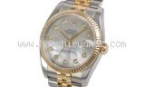 Used Đồng hồ Rolex DATEJUST 116233 demi mặt sò