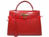 Túi Hermes kelly boxcalf 32 đỏ
