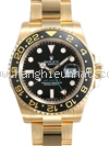 USED Đồng hồ Rolex GMT master II 116718 đen