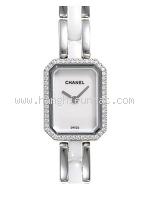NEw Đồng hồ Chanel ceramic trắng H2132