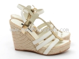 MS4284 Sandal Louis Vuitton size 35 trắng SUMMER SALE