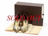 MS3473 Giày Louis Vuitton size 35 1/2 vàng -MS3473-Giay-Louis-Vuitton-size-35-12-vang