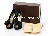 MS2907 Giầy Louis Vuitton size 37 satin SUMMER SALE