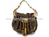 Túi Louis Vuitton Kalahari PM màu nâu M97016