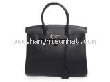 Túi xách Hermes birkin 30 epson màu đen