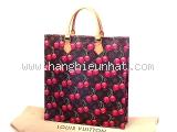 Túi Louis Vuitton monogram Cherry sac flat M95010