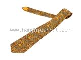 MS4499 Cà vạt Hermes vàng