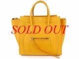 SA Túi xách Celine màu vàng